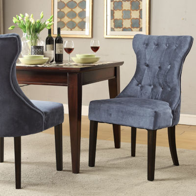 Chic Home Dickens Dining Chair - Set of 2