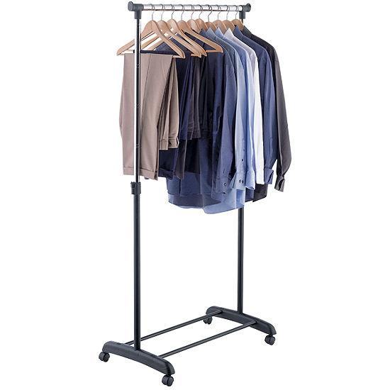 Neu Home Ultra Capacity Adjustable Garment Rack