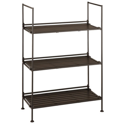 Neu Home Resin 3 Tier Shelf