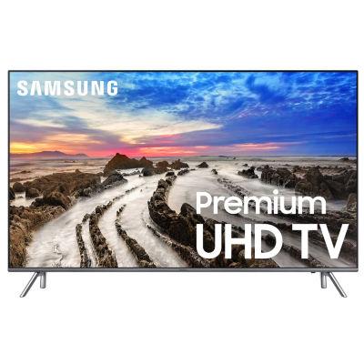 "Samsung 65"" Class UHD 4K HDR LED Smart HDTV Model UN65MU8000FXZA"