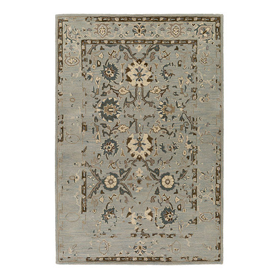 Decor 140 Erlingr Hand Tufted Rectangular Indoor Rugs