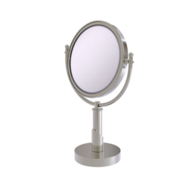 Allied Brass Soho Collection 8 Inch Vanity Top Make-Up Mirror 2X Magnification