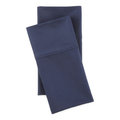 Liz Claiborne 500TC Egyptian Cotton Sateen 2-Pack Pillowcase