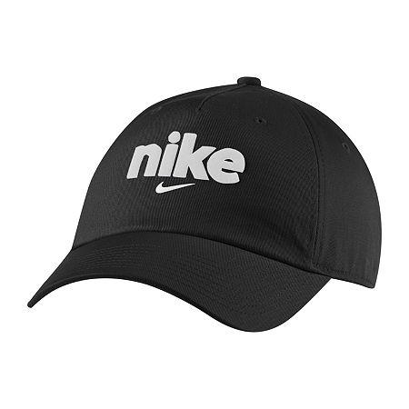 Nike Baseball Cap, One Size , Black