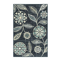 Deals on Maples Modern Floral Rectangular Indoor Rugs