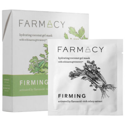 Farmacy Hydrating Coconut Gel Mask - Firming Celery