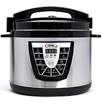 pressure cookers and steamers