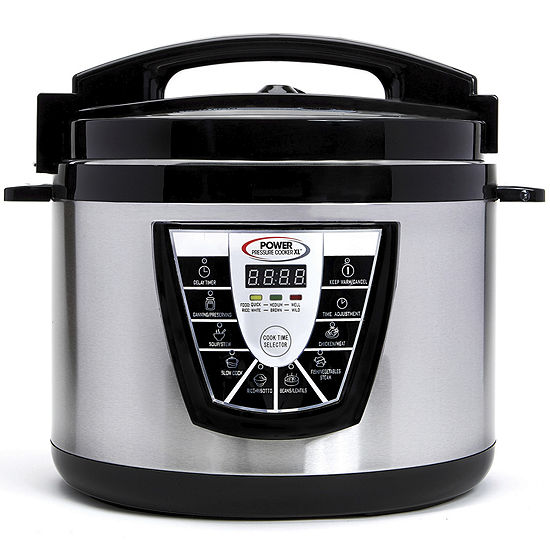 10-qt. Power Pressure Cooker