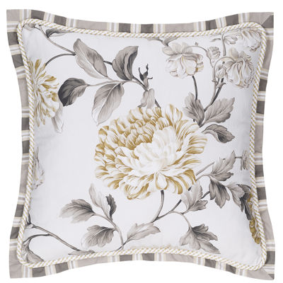 "Williamsburg Eve 18"" Square Decorative Pillow"