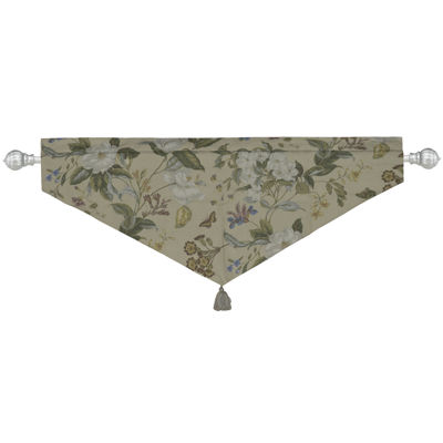 Williamsburg Garden Images Ascot Valance