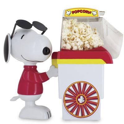Snoopy Popcorn Cart