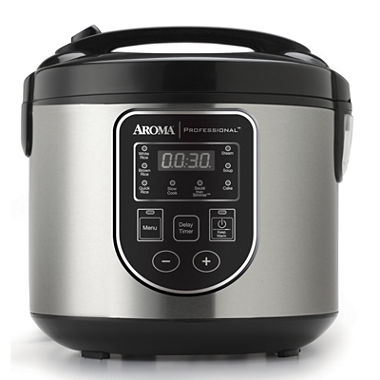 jcpenney.com | Aroma ARC-988SB Professional 16 Cup Digital Rice Cooker