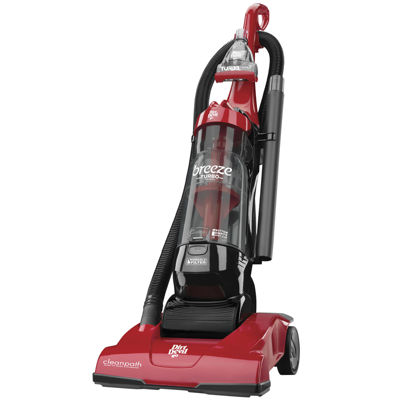 Dirt Devil® Breeze® Cyclonic Bagless Upright Vacuum  UD70105B