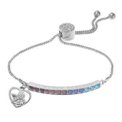 Sparkle Allure Womens Multi Color Stretch Bracelet