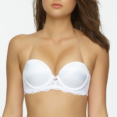 Jezebel Caress Too Gel Pad Strapless Bra