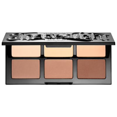 Kat Von D Shade + Light Face Contour Refillable Palette