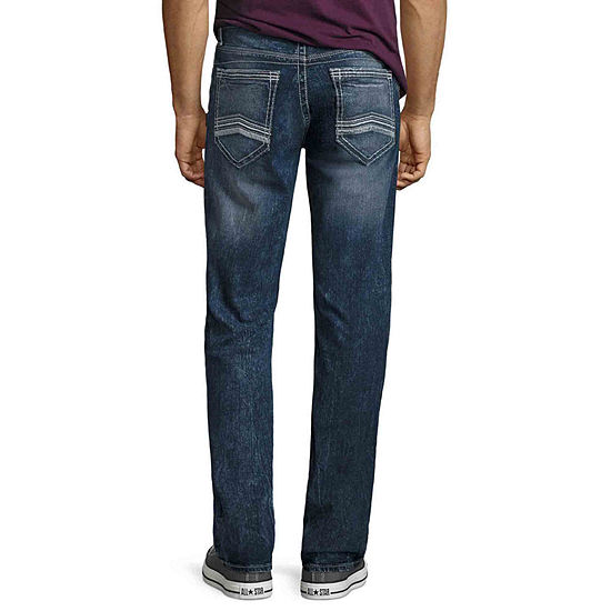 Decree Straight Fit Jeans