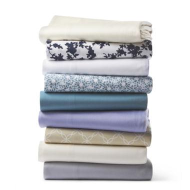 jcpenney.com | JCPenney Home™ 325TC Cotton sheet set
