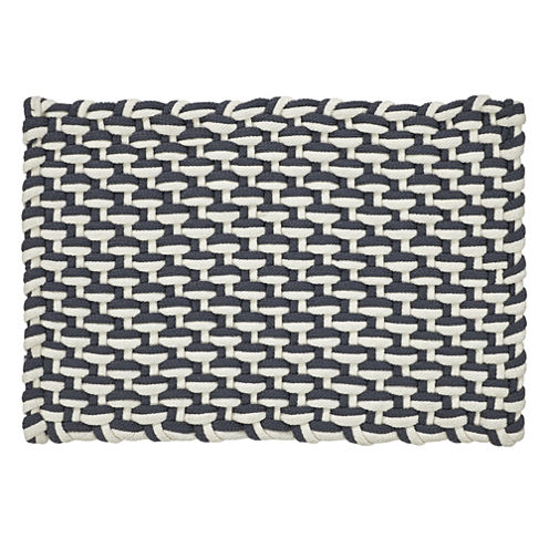 Better Trends Stranded Braided Rectangular Reversible Rug