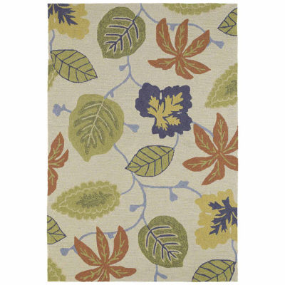 Kaleen Habitat Tropical Hand Tufted Rectangular Rugs