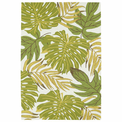 Kaleen Sea Isle Palms Hand Tufted Rectangular Rugs