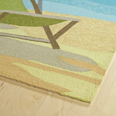 Kaleen Sea Isle Shade Hand Tufted Rectangular Rugs