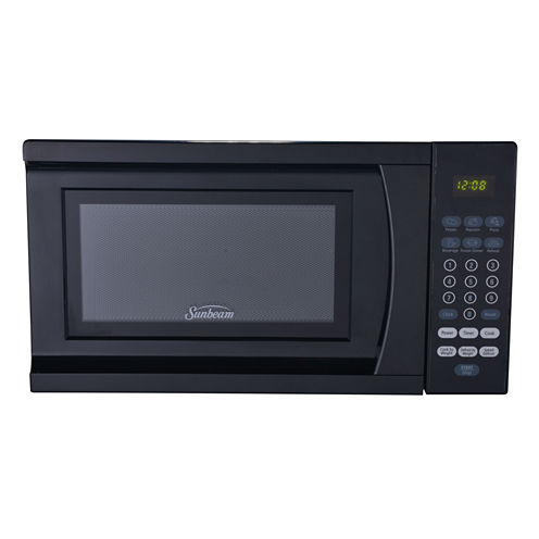 Sunbeam 0.7 Cu Ft Counter Microwave
