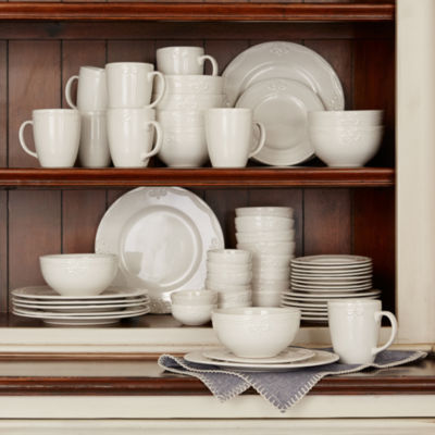 JCPenney Home™ Scroll 56-pc Dinnerware Set