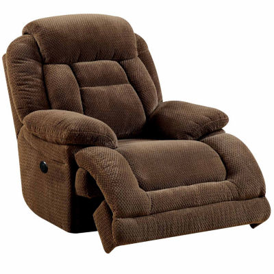 Haney Transitional Fabric Pad-Arm Chair
