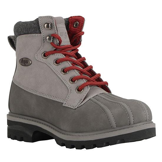 97af434b33e3f Lugz Mallard Womens Slip Resistant Hiking Boots JCPenney