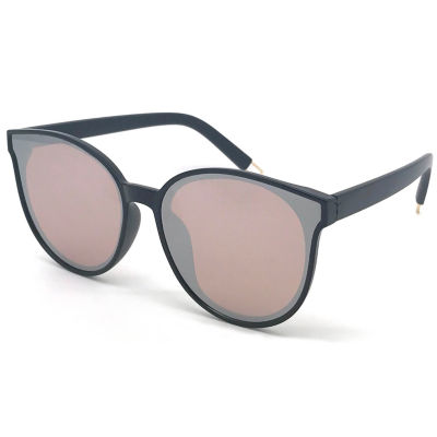 Fantas Eyes Layered Look Full Frame Cat Eye UV Protection Sunglasses-Womens