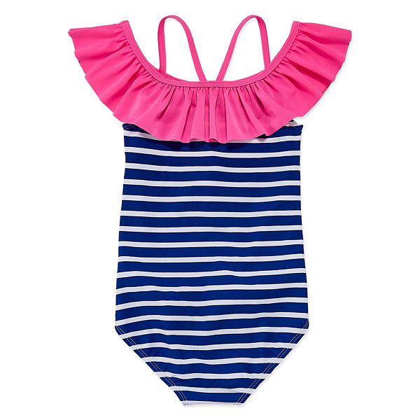 Freestyle One Piece Swimsuit Big Kid Girls