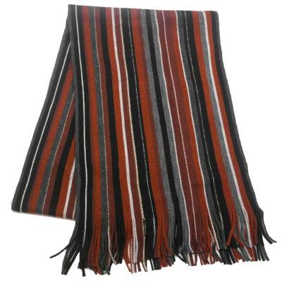 J.Ferrar Multi Stripe Scarf
