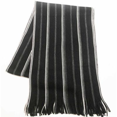 J.Ferrar Striped Scarf