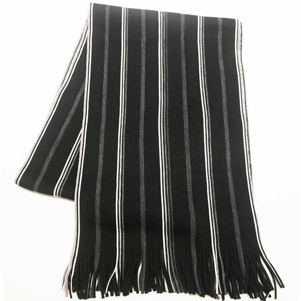 J.Ferrar Striped Scarf