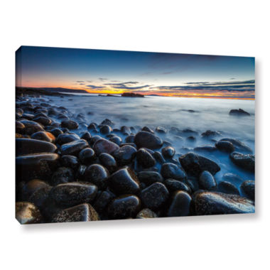 Boulder Beach Gallery Wrapped Canvas Wall Art
