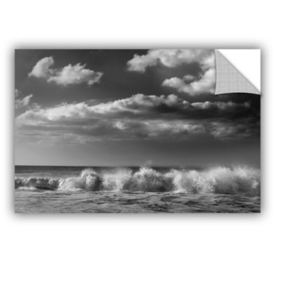 Brushtone Breaking Wave 1 Removable Wall Decal