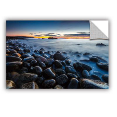 Boulder Beach Removable Wall Decal