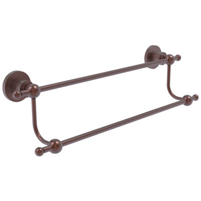 Astor Place Collection Double Towel Bar
