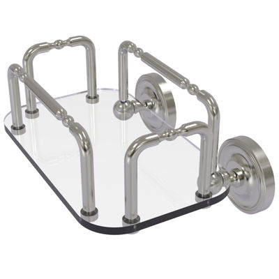 Allied Brass Prestige Wall Mounted Guest Towel Holder