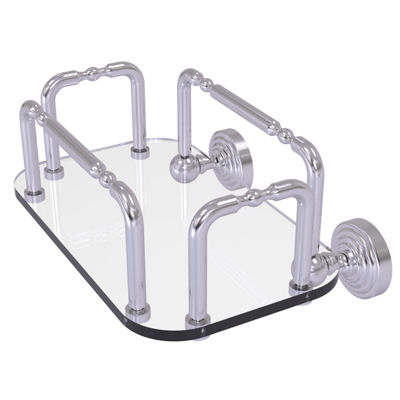 Allied Brass Waverly Place Wall Mounted Guest Towel Holder