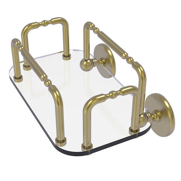 Allied Brass Skyline Wall Mounted Guest Towel Holder