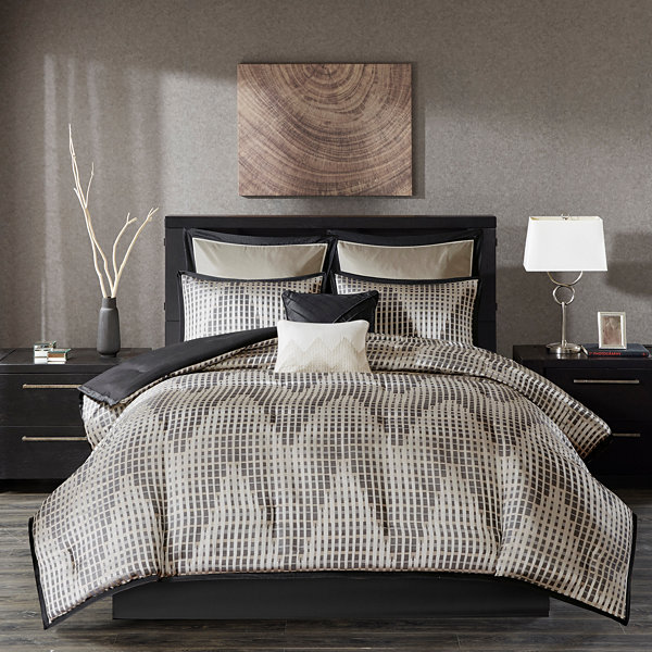 Madison Park Hailey 8-pc. Comforter Set