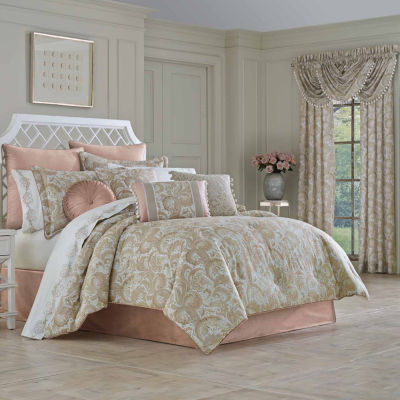 Queen Street Carmen 4-pc. Comforter Set