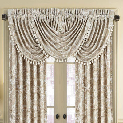 Queen Street Carmen Waterfall Valance