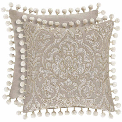 Queen Street Carmen 17IN Square Throw Pillow