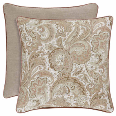 Queen Street Carmen 20x20 Inch Square Throw Pillow