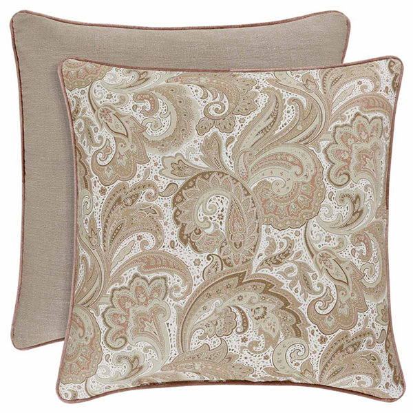 Queen Street Carmen 20IN Square Throw Pillow