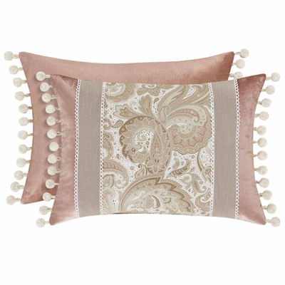 Queen Street Carmen Boudoir Throw Pillow