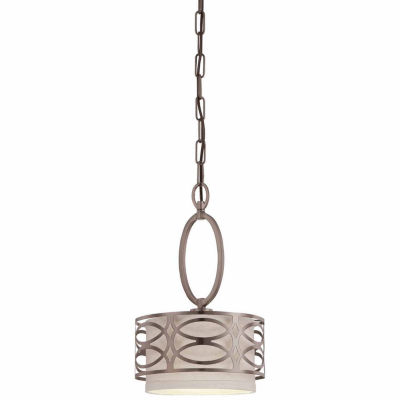Filament Design 1-Light Hazel Bronze Pendant Mini-Pendant